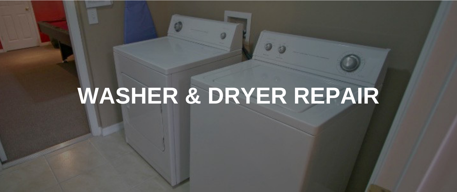 washing machine repair philadelphia